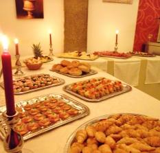 Firemní setkání, večírky