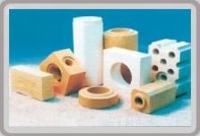 Šamotové výrobky tvarové