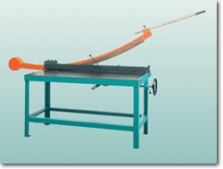 Nůžky - pákové tabulové NTPS 1000/2, NTPS 1300/1,5