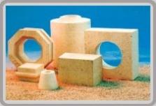 Vysocehlinité výrobky tvarové