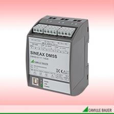 Programovatelný univerzální multipřevodník nové generace SINEAX DM5S