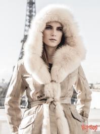 ALEXANDRA - dámské kožíšky, kabáty a bundy - textilní i kožené