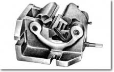 Svěrák strojní - pro válcové předměty 6546