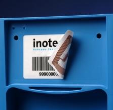 Inotec Barcode Security, inovativní partner pro odolné značení čárovým kódem a RFID
