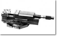 Svěrák strojní  - hydraulický otočný 6515