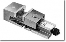 Svěrák strojní  - s přestavitelnou pohyblivou čelistí pevný 6517