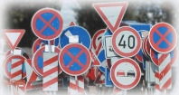 Provizorní dopravní značení