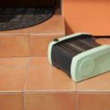 Elektrický čistič bot