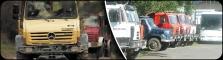 Opravy nákladních automobilů