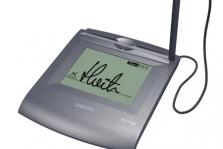 Podpisový LCD tablet eSignio