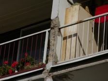 Spárování panelových domů