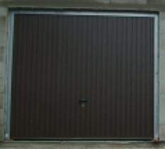 Bazarové produkty - výklopná garážová vrata