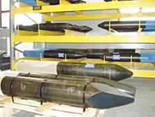 Hydraulická kladiva - oškrty a náhradní díly