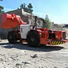 Důlní nakladače
