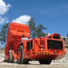 Důlní přepravníky