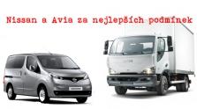 Dovoz vozidel Avia