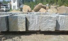 Kameny pro suché zdění