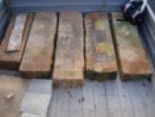 Prodej starého pískovcového materiálu