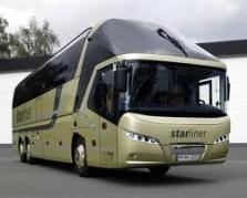 Smluvní autobusová přeprava osob