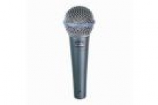 Zpěvové mikrofony