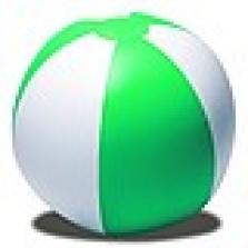 Míče, nafukovací balóny