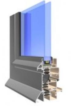 Visoline - Hliníková okna