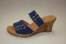 Klínová obuv