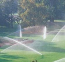 Závlahové systémy - golfová hřiště