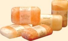 Himálajské solné mýdlo