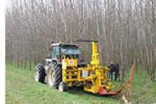 Stroje na zpracování biomasy
