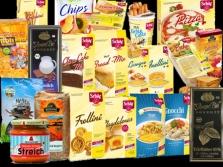 Bezlepkové potraviny, výrobky a suroviny