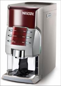 Nápojové systémy Nescafé Alegria a Nescafé Milano