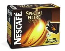 Káva Nescafé Special Filtre