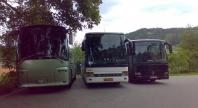 Mezinárodní a tuzemská autobusová doprava