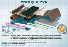 PVC tesniace profily