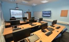 PC učebna 9 osob