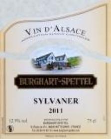 Vína Sylvaner