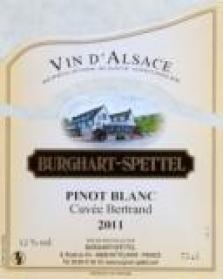 Vína Pinot Blanc