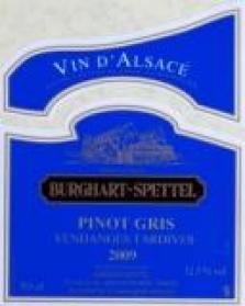 Vína Pinot Gris