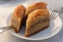 Baklava ořechová