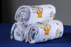 Bavlněná plena, plena tištěná 70x70, 100% bavlna