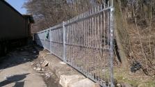 Kované ploty, plotové výplně
