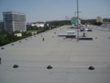 Taškové střechy