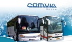 Komfortní autobusy