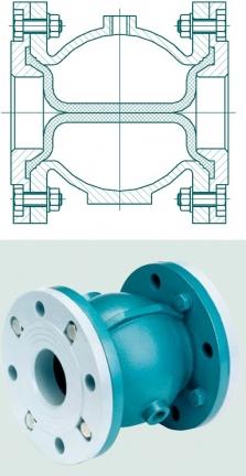 Opravy hadicových ventilů