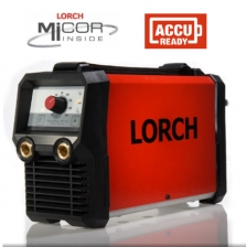 Zvárací invertor Lorch MicorStick 160 Akku-Ready.
