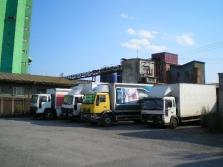 Vozový park nad 3,5 tony