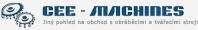 Odkup souborů strojů a zařízení - CEE Machines s.r.o.