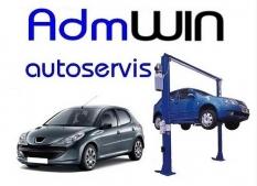Program autoservis - software pro autoservis, autodílny