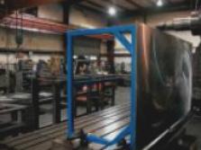 Řezání kovů laser